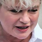 Katarzyna Figura wyszła zdenerwowana z sądu! Towarzyszyły jej córki