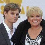 Katarzyna Figura znalazła sposób na karierę syna, Aleksandra Chmielewskiego! Odniesie sukces