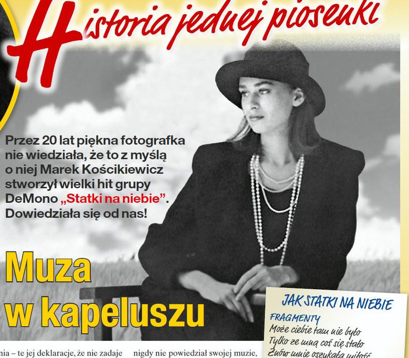 Katarzyna Fortuna /Na żywo