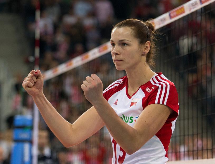 Katarzyna Gajgał-Anioł /fot. Andrzej Iwanczuk/REPORTER