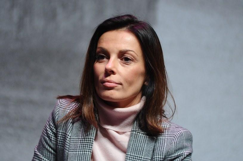 Katarzyna Glinka chętnie angażuje się w tematy dotyczące współczesnego życia kobiet /Jarosław Antkowiak /MWMedia