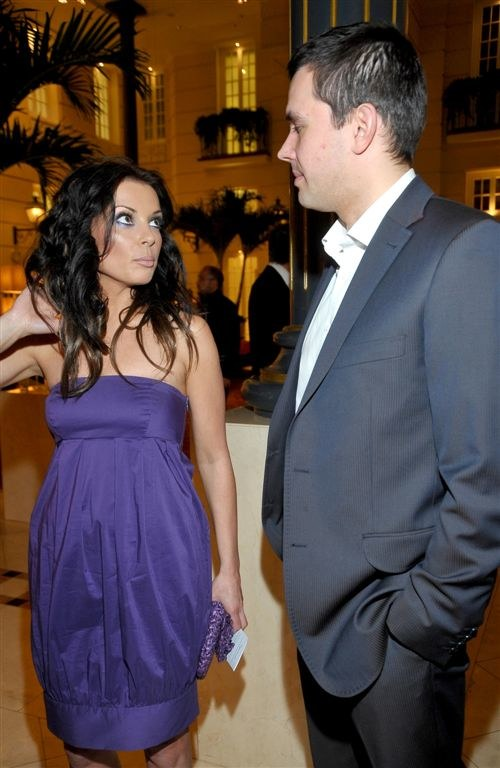 Katarzyna Glinka i Przemysław Gołdon /Agencja W. Impact