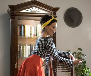 Katarzyna Glinka jako pin-up girl