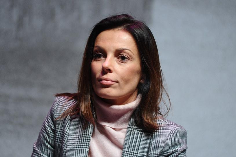 Katarzyna Glinka spodziewa się drugiego dziecka /VIPHOTO/EAST NEWS  /East News