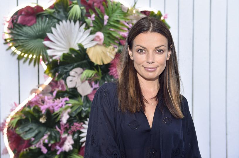 Katarzyna Glinka szczerze o późnym macierzyństwie /Kurnikowski /AKPA