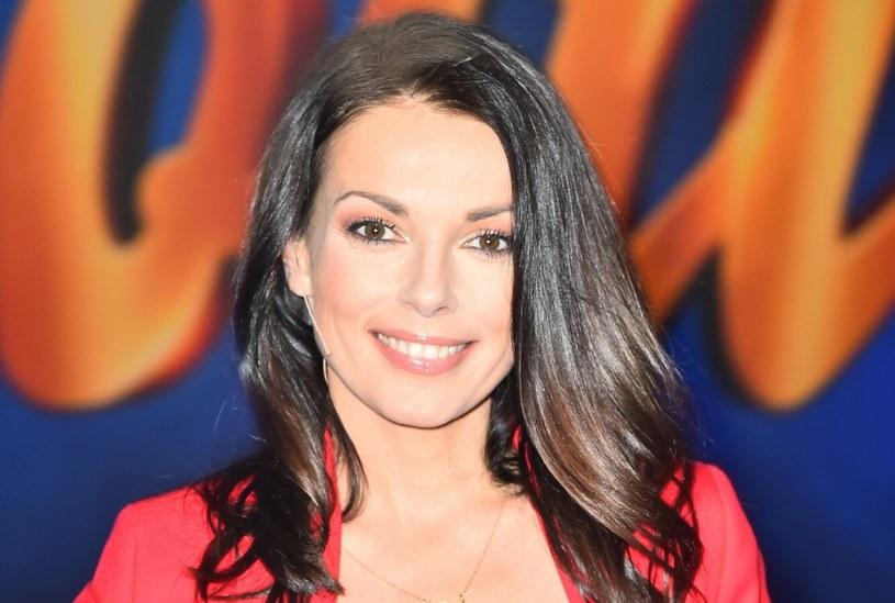 Katarzyna Glinka to zdaniem wielu osób jedna z najpiękniejszych polskich aktorek /Artur Zawadzki /Reporter
