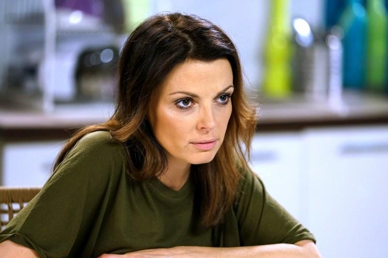 """Katarzyna Glinka w """"Barwach szczęścia"""" /Agencja W. Impact"""