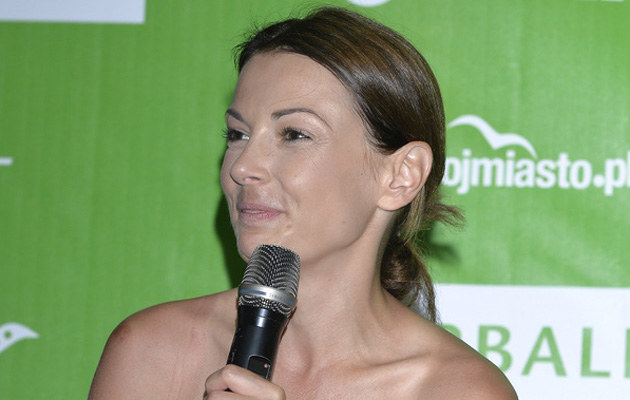 Katarzyna Glinka /Piętka Mieszka /AKPA