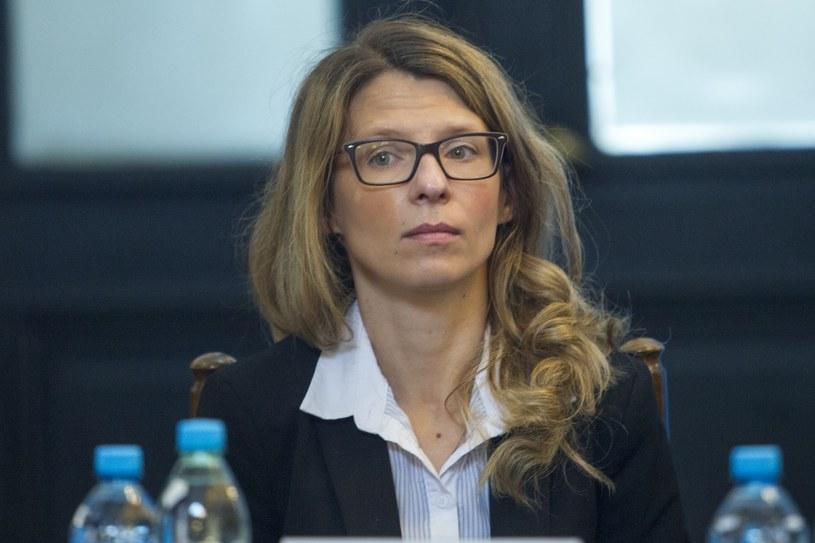 Katarzyna Głowala zrezygnowała z przyczyn osobistych /Wojciech Olkuśnik /East News