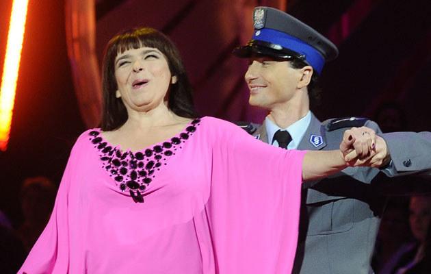 Katarzyna Grochola, Jan Kliment, fot. Andras Szilagyi  /MWMedia