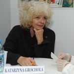 Katarzyna Grochola pożegnała bliskie jej osoby. Trudne chwile!