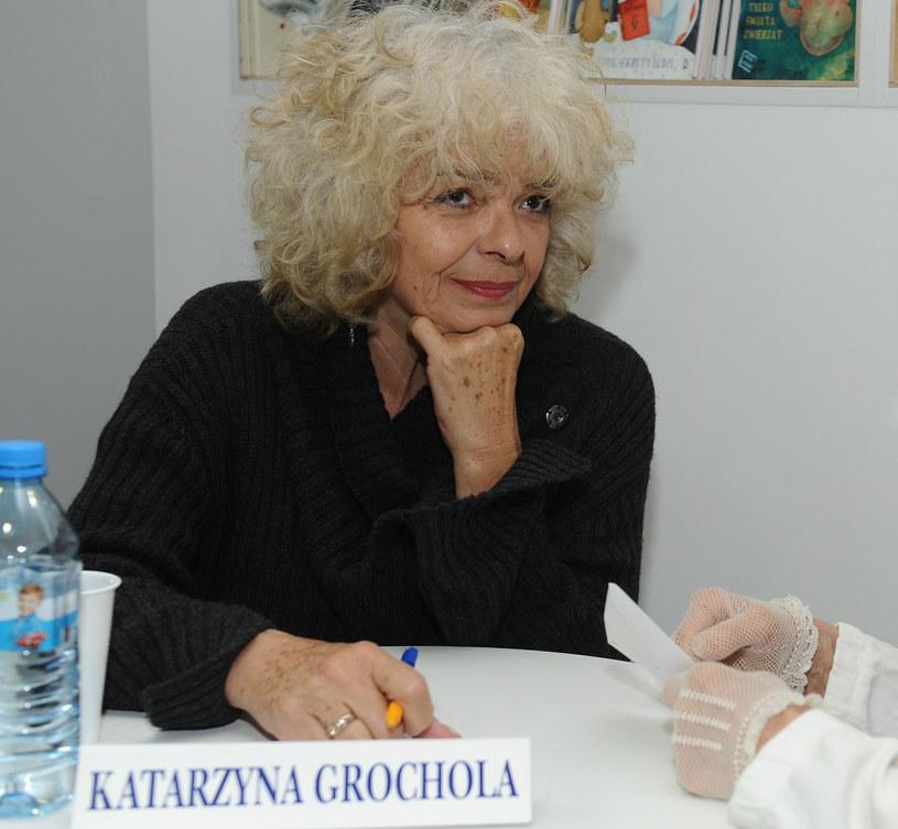 Katarzyna Grochola /Piotr Andrzejczak /MWMedia