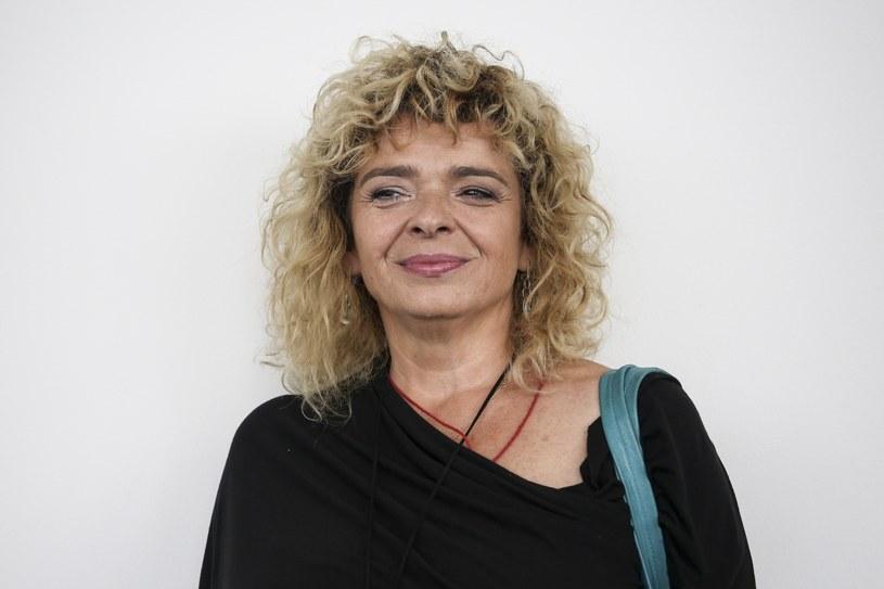 Katarzyna Grochola /Beata Zawrzel/REPORTER /East News