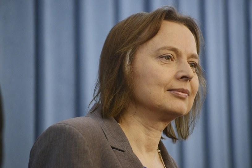 Katarzyna Hall, fot. Jakub Wosik/REPORTER /East News