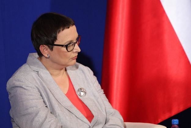 Katarzyna Hall / fot. S. Kowalczuk /East News
