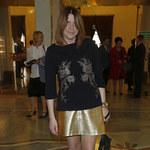 Katarzyna Kolenda-Zaleska w kusej mini! Sexy?
