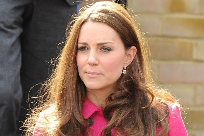 Katarzyna, księżna Cambridge /Splash News /East News