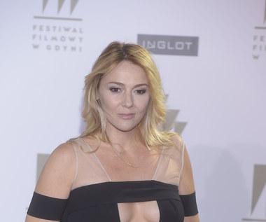 Katarzyna Kwiatkowska na Festiwalu Filmowym w Gdyni