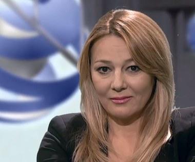 """Katarzyna Kwiatkowska w """"Szkle kontaktowym"""""""