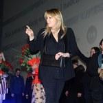 """Katarzyna Kwiatkowska w zaawansowanej ciąży na premierze """"Sztuki kochania""""!"""