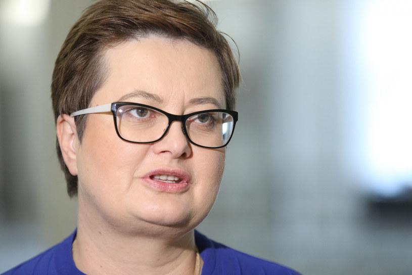 Katarzyna Lubnauer: Czy to nie oznacza, że za moment będziemy mieli w Sejmie posłów do wynajęcia? /Tomasz Jastrzębowski /Reporter
