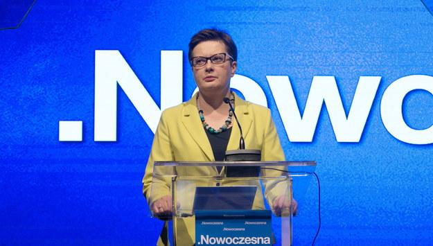 Katarzyna Lubnauer nową przewodniczącą Nowoczesnej