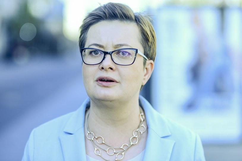 Katarzyna Lubnauer: Satyrę należy oddzielić od polityki /Piotr Kamionka /Reporter