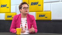 Katarzyna Lubnauer: Spłacanie długów? Staramy się na bieżąco spłacać nasze zobowiązania