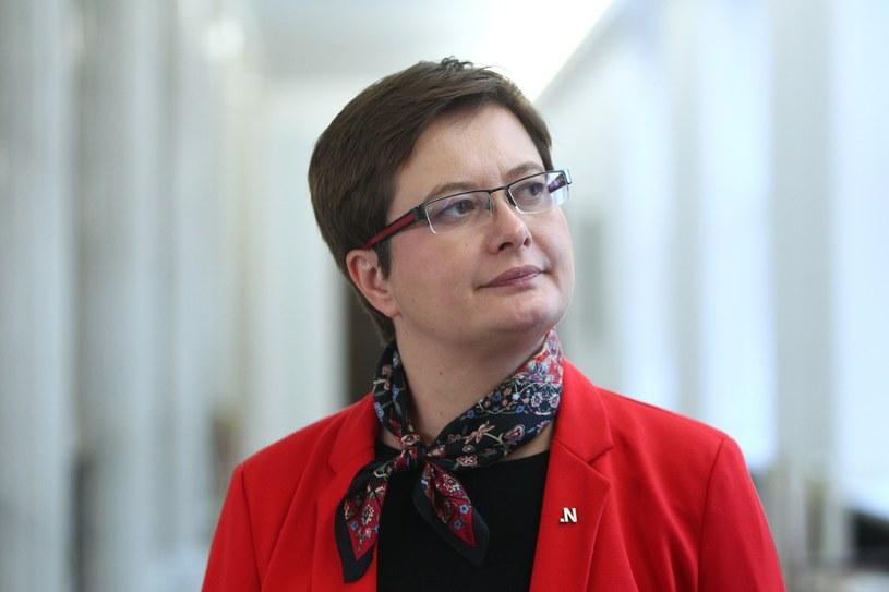 Katarzyna Lubnauer /Stanisław Kowalczuk /East News