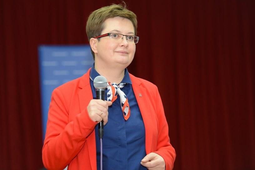 Katarzyna Lubnauer /Andrzej Staśkiewicz /East News