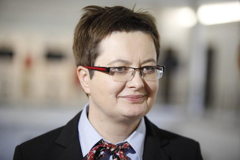 Katarzyna Lubnauer /Stefan Maszewski /Reporter