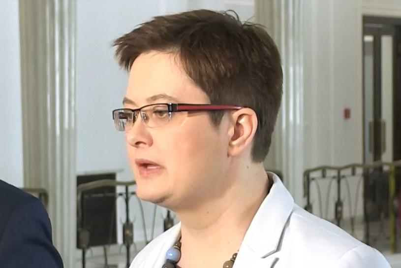 Katarzyna Lubnauer /INTERIA.PL