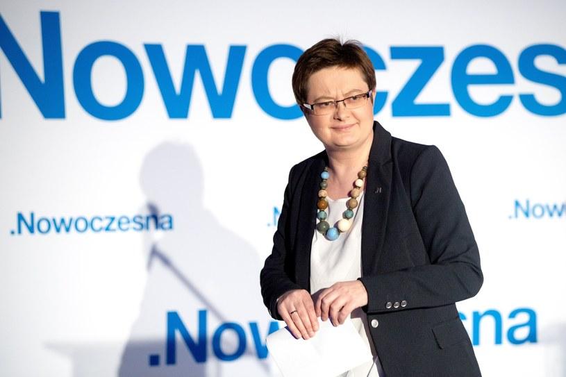 Katarzyna Lubnauer /Andrzej Iwańczuk /Reporter