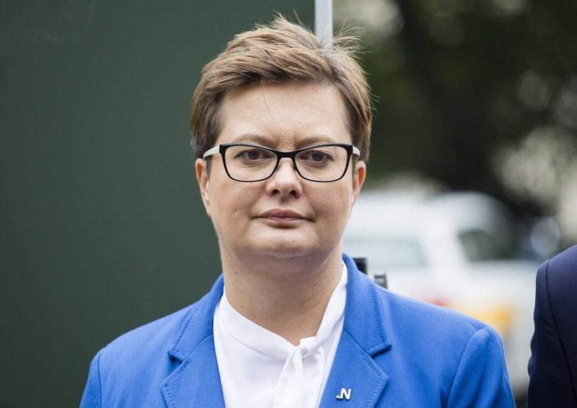 Katarzyna Lubnauer / Fot.Krystian Dobuszynski /Reporter
