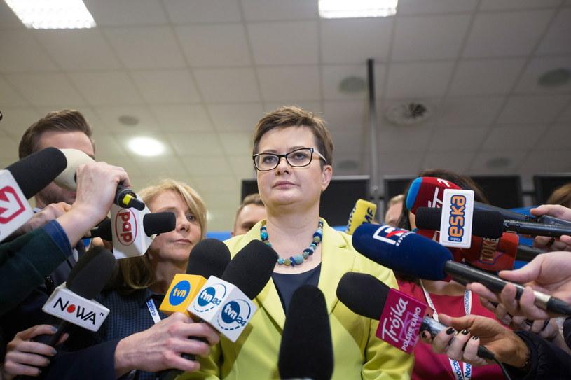 Katarzyna Lubnauer /Leszek Szymański /PAP
