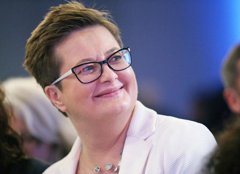 Katarzyna Lubnauer /Damian Klamka /East News