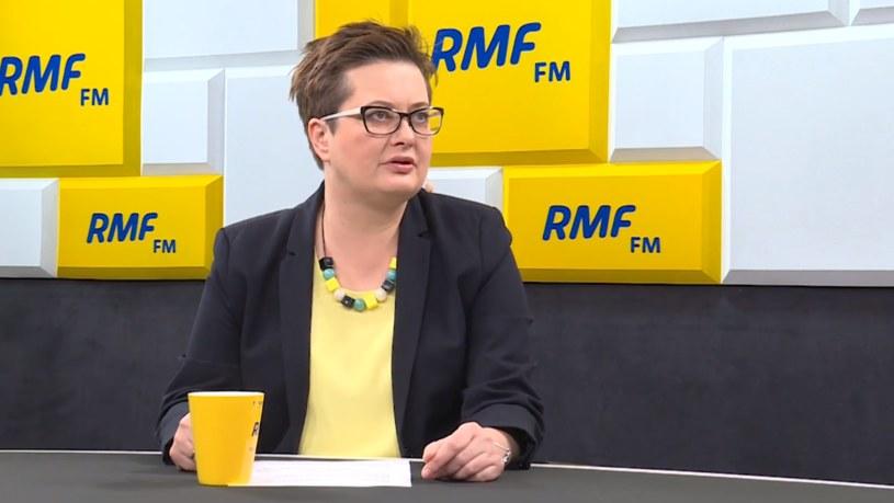 Katarzyna Lubnauer /RMF