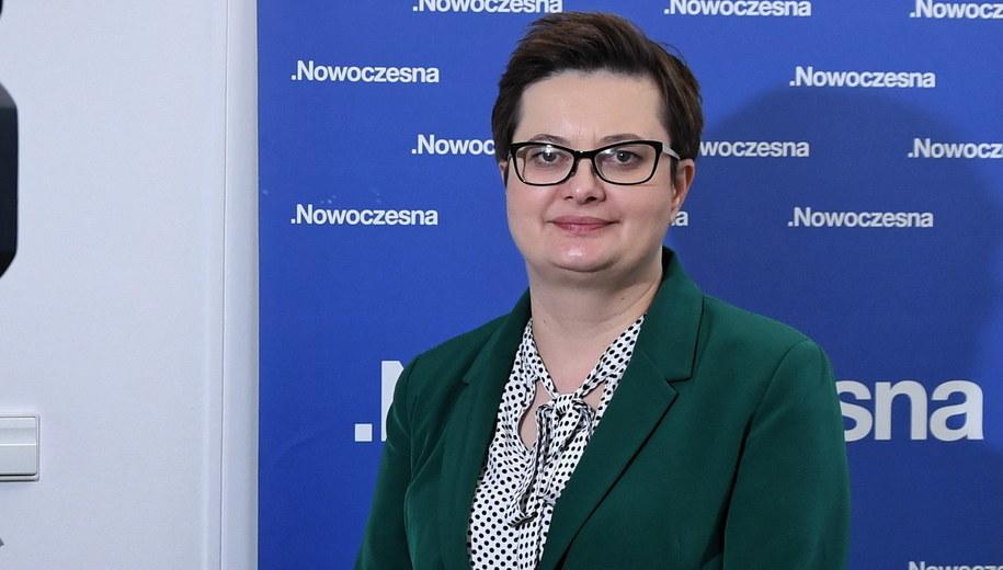 Katarzyna Lubnauer /Jacek Turczyk /PAP