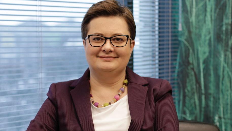 Katarzyna Lubnauer /Karolina Bereza /RMF FM