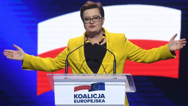Katarzyna Lubnauer / Radek Pietruszka   /PAP