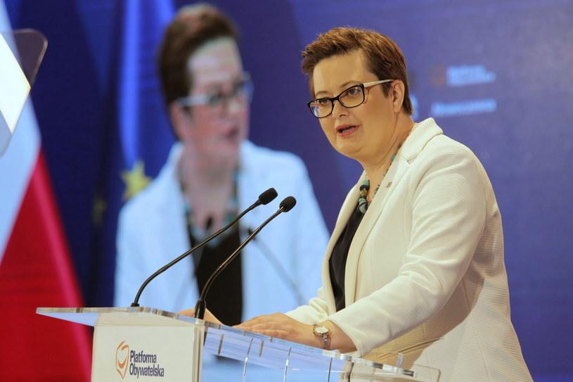 Katarzyna Lubnauer /Wojciech Olkuśnik /PAP