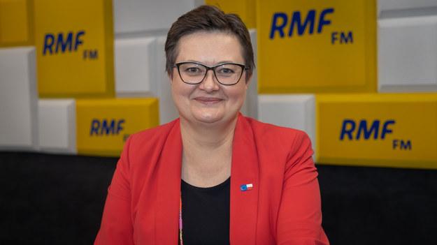 Katarzyna Lubnauer /Michał Dukaczewski /RMF FM