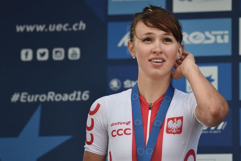 Katarzyna Niewiadoma /AFP