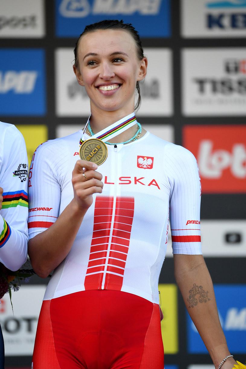 Katarzyna Niewiadoma /Tim de Waele /Getty Images