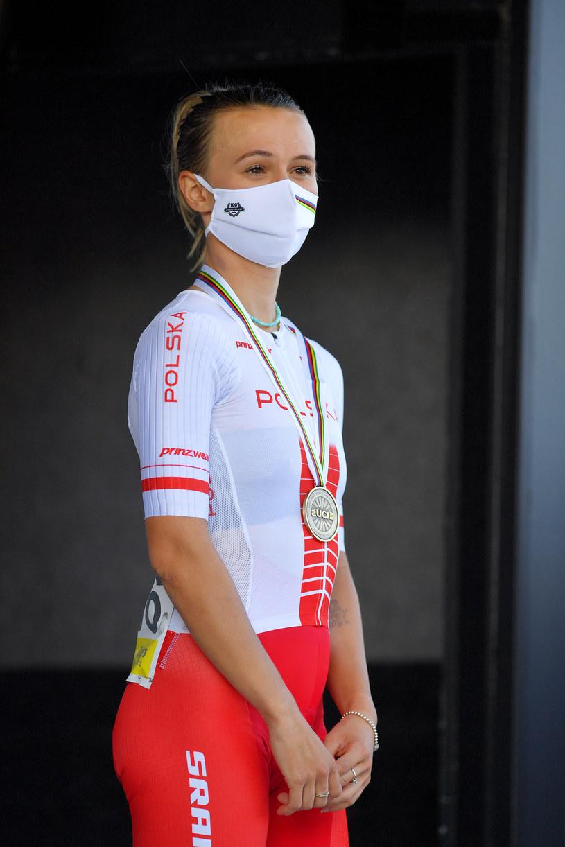 Katarzyna Niewiadoma /Luc Claessen /Getty Images