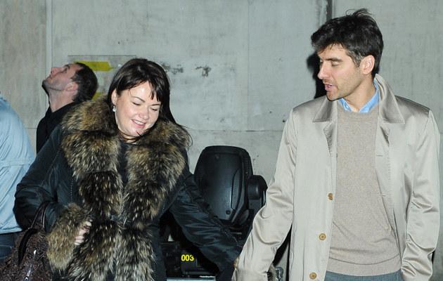 Katarzyna Niezgoda i Tomasz Kammel, fot. Andras Szilagyi  /MWMedia