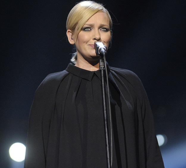 Katarzyna Nosowska nie przebiera nogami, by zostać celebrytką /AKPA