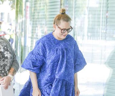 Katarzyna Nosowska wychodzi na miasto i zaprasza na spacer. Tak poparła protest kobiet