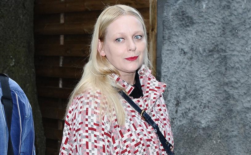 Katarzyna Nosowska /Andras Szilagyi /MWMedia