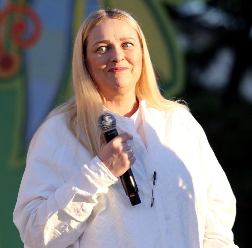 Katarzyna Nosowska /Artur Barbarowski /East News